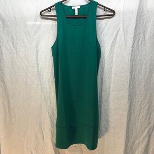 Leith long green dress sz XS